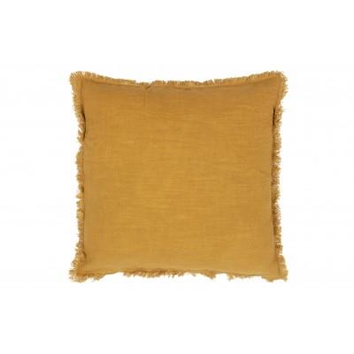 Pagalvėlė Tassel, 45x45 cm, medvilė (garstyčių)