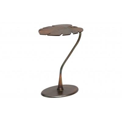Šoninis staliukas Stylish, metalas (aukso)