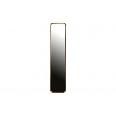 Metalinis veidrodis Slender (sendinto žalvario)