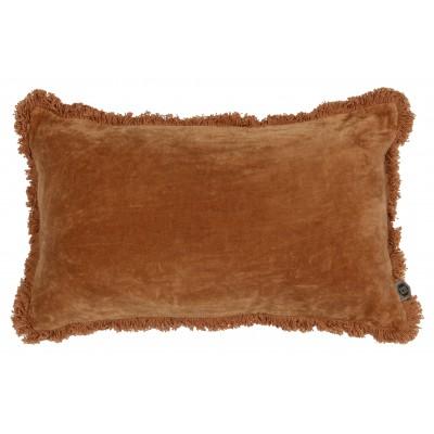 Pagalvėlė Trim, 30x50 cm, velvetas (ruda)