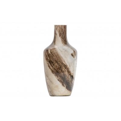 Stiklinė vaza Saffier Bold, 37x18 cm skersm.
