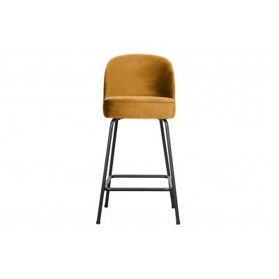 Baro kėdė Vogue, 65 cm, velvetas (garstyčių)