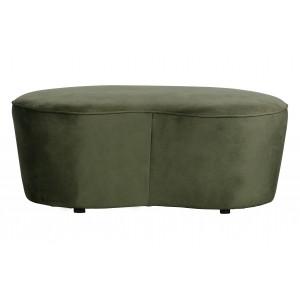 Maža sofa Macaroni, 110 cm, velvetas (onikso)