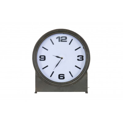 Metalinis laikrodis Ageless (juoda)