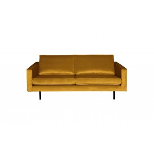 Sofa Rodeo, 2.5 vietų, velvetas (tamsiai pilka)