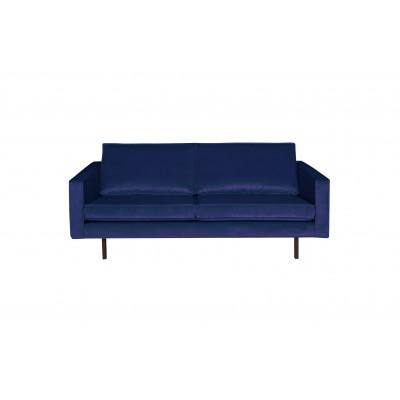 2.5 vietų sofa Rodeo, velvetas (tamsiai mėlyna)
