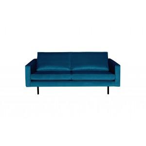 2.5 vietų sofa Rodeo, velvetas (mėlyna)