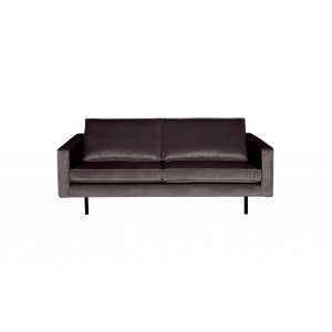 2.5 vietų sofa Rodeo, velvetas (antracito)