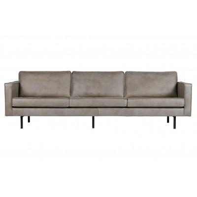 Trivietė sofa Rodeo (dramblio odos)