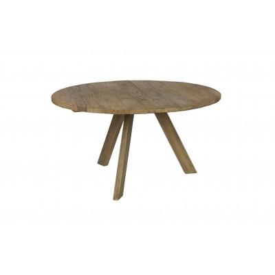 Valgomojo stalas Tondo, 140 cm skersm.