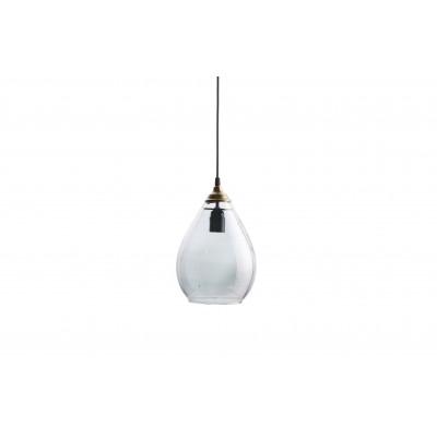 Pakabinamas šviestuvas Simple, didelis (pilka)