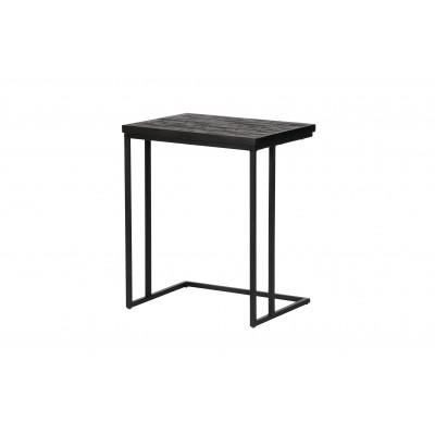U formos šoninis staliukas Sharing (juoda)