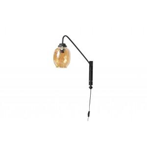 Sieninis šviestuvas Bubble (sendinto žalvario spalvos)