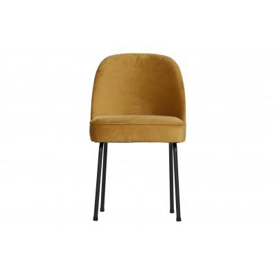 Valgomojo kėdė Vogue, velvetas (garstyčių), 2 vnt.