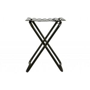 Metalinė kėdė Brave (juoda)