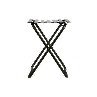Metalinė kėdė Brave (juoda), 2 vnt.