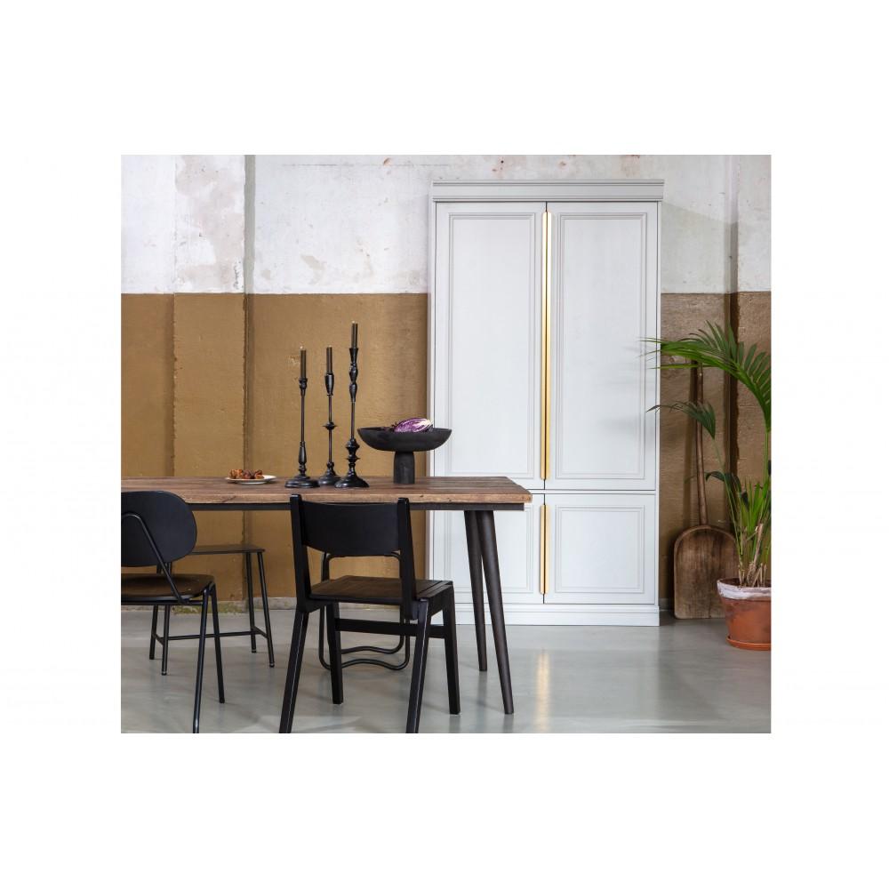 Valgomojo stalas Guild, natūralus, 180x90 cm
