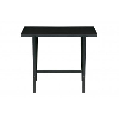 Kavos staliukas Turn Around, 40x50x44 cm (juoda)