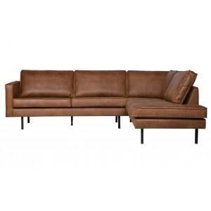 Kampinė sofa Rodeo, dešininė, (rusvai žalsva)