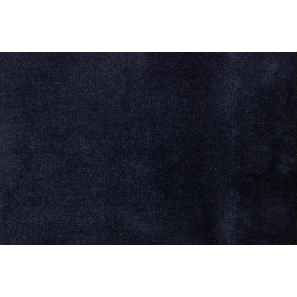 Kampinė sofa Rodeo, kairinė, velvetas (tamsiai mėlyna)