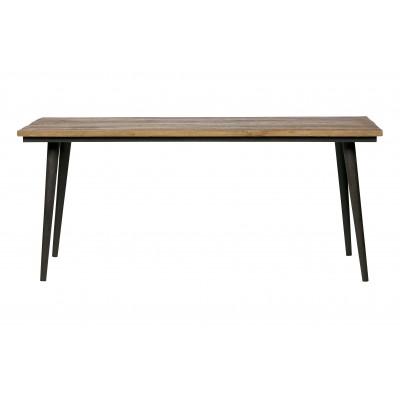 Valgomojo stalas Guild, natūralus, 220x90 cm