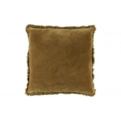 Pagalvėlė Bald, 45x45 cm, velvetas (ruda)