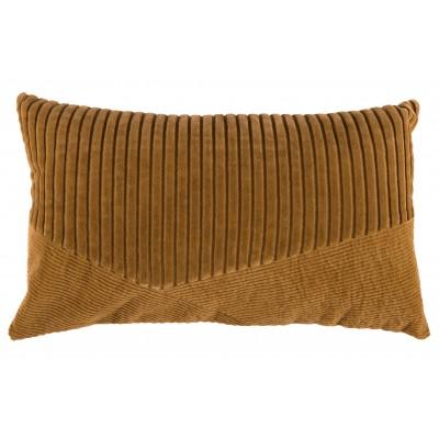 Pagalvėlė Welts, 30x50 cm, velvetas (karamelinė)