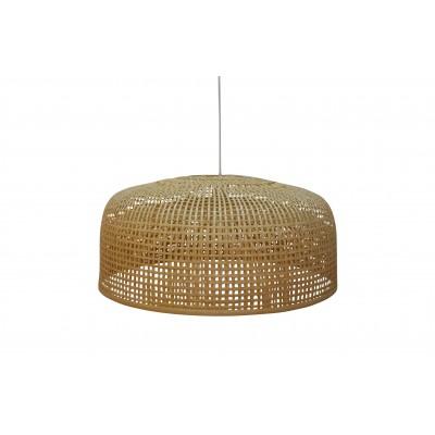 Pakabinamas šviestuvas Construct, bambukas (natūrali)