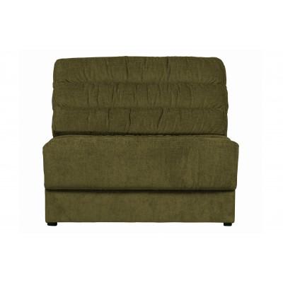 Vienvietė sofa Element Vintage (žalia)
