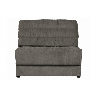 Vienvietė sofa Element Vintage (pilka)
