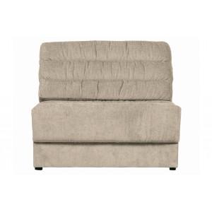 Vienvietė sofa Element Vintage (pilkšvai ruda)