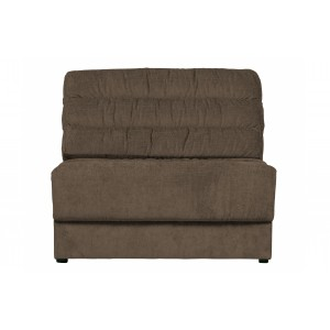 Vienvietė sofa Element Vintage (šiltai pilka)