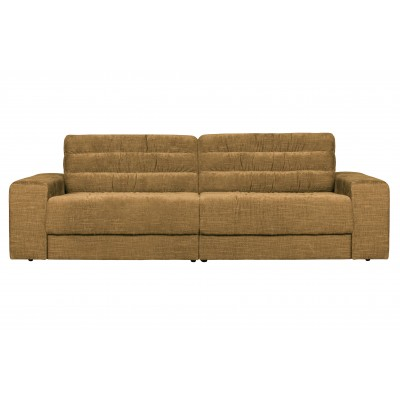 Dvivietė sofa Vintage (aukso)