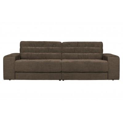 Dvivietė sofa Vintage (šiltai pilka)