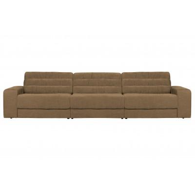 Trivietė sofa Vintage (smėlio)
