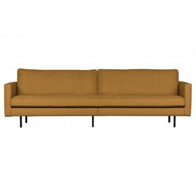 Trivietė sofa Rodeo Stretched (karamelės)
