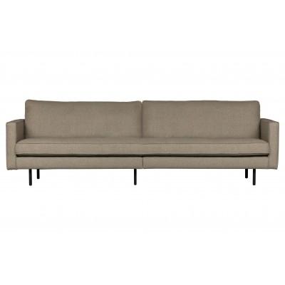 3 vietų sofa Rodeo Stretched (rudas melanžas)