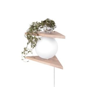 Sieninis šviestuvas Angolo Tree (natūralios spalvos)