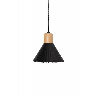 Pakabinamas šviestuvas Linnea 16 (juoda)