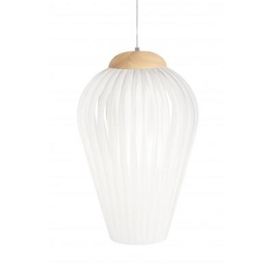 Pakabinamas šviestuvas Swea (natūralios spalvos)