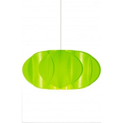Pakabinamas šviestuvas Clique XL (žaliųjų citrinų)