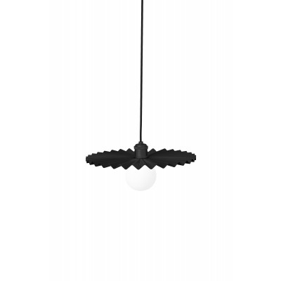 Pakabinamas šviestuvas Omega 35 (juodas)