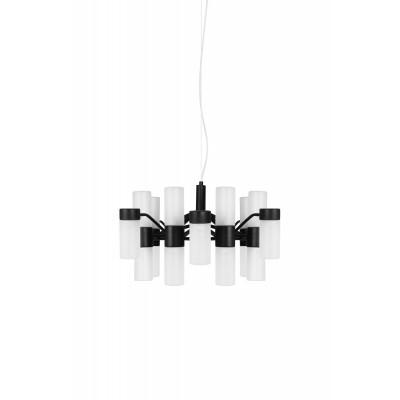 Pakabinamas šviestuvas Santa Maria 18 (juoda)