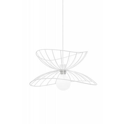 Pakabinamas šviestuvas Ray 45 (baltas)