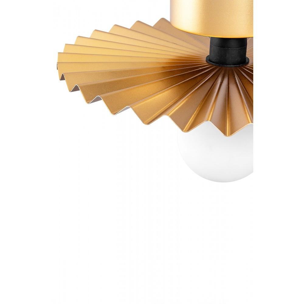 Lubinis / sieninis šviestuvas Omega 35 (aukso spalvos)
