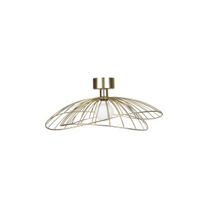 Plafoninis / sieninis šviestuvas Ray (šveisto žalvario spalvos)