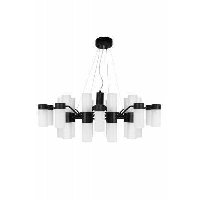 Pakabinamas šviestuvas Santa Maria 30 (juoda)