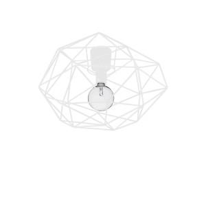 Lubinis šviestuvas Diamond (baltas)