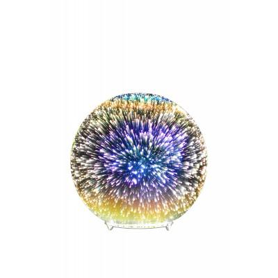 Stalinis šviestuvas Fireworks (chromo spalvos)