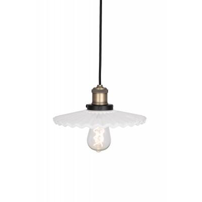 Pakabinamas šviestuvas Cobbler 25 (baltas)